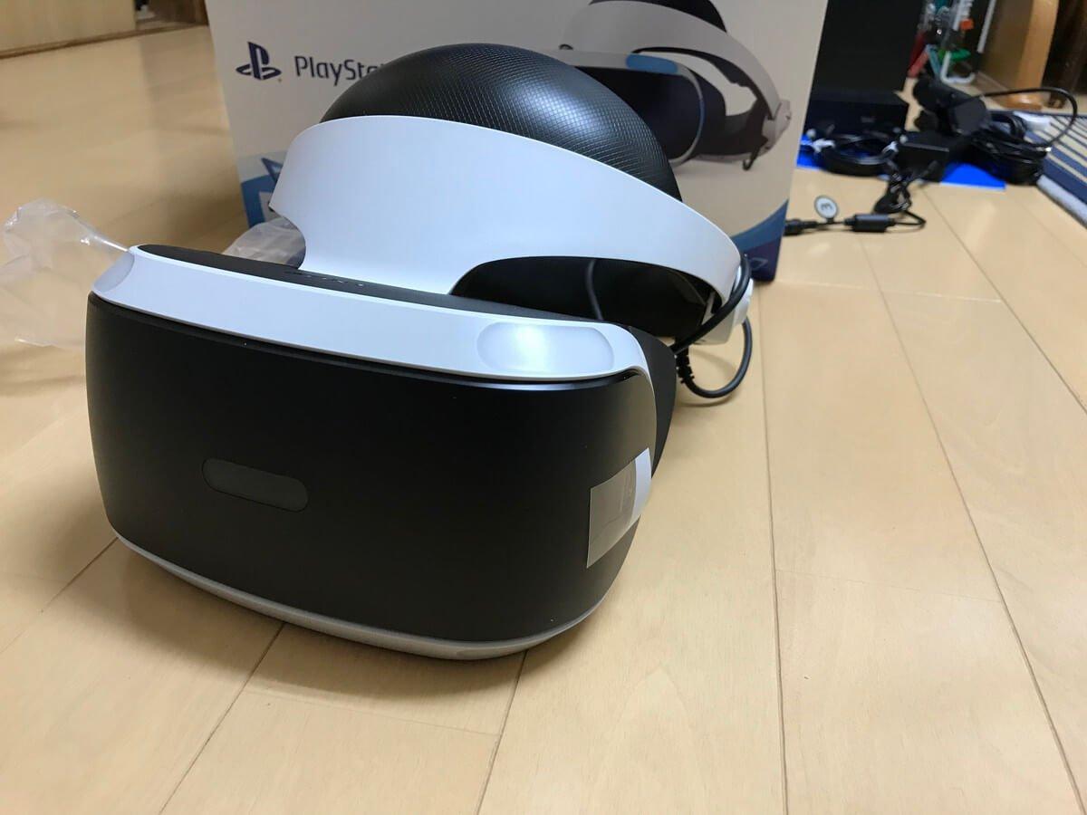 PSVR をSteam VRで利用する / 格安でVR HMDを手に入れる